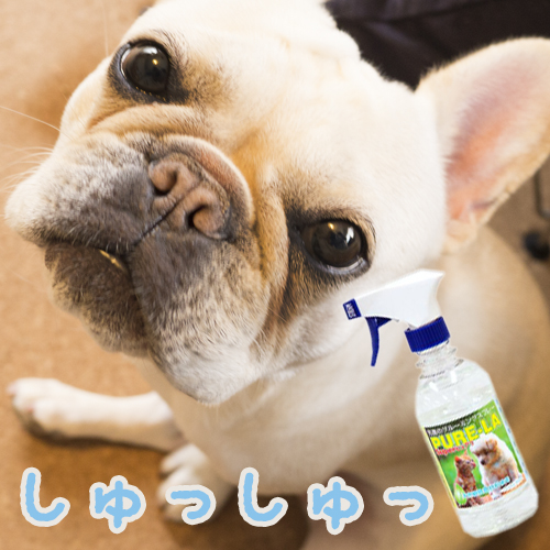犬の涙やけスーパーピュアラ