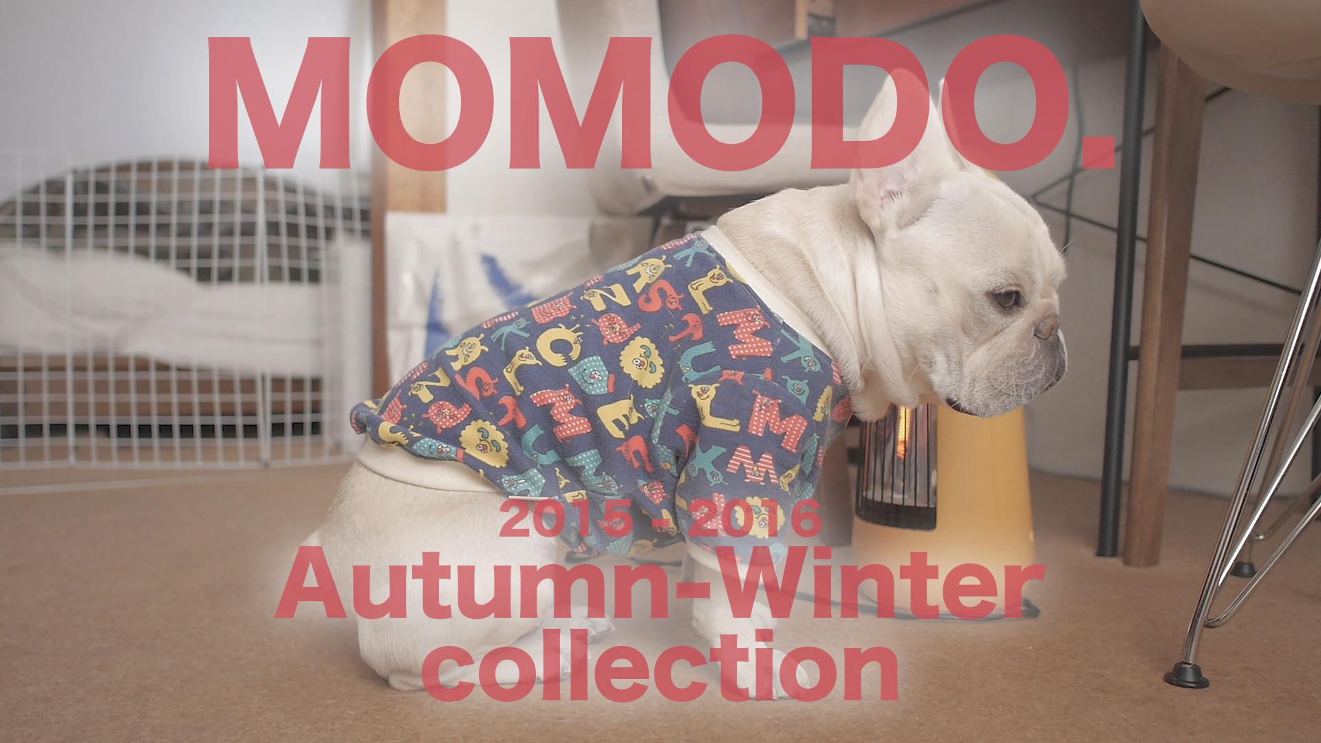フレンチブルドッグ服専門店 MOMODO.
