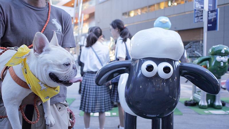 ひつじのショーンShaun IN JAPAN