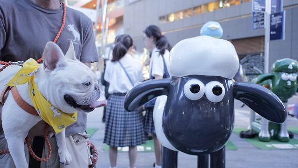 ひつじのショーンShaun IN JAPAN7