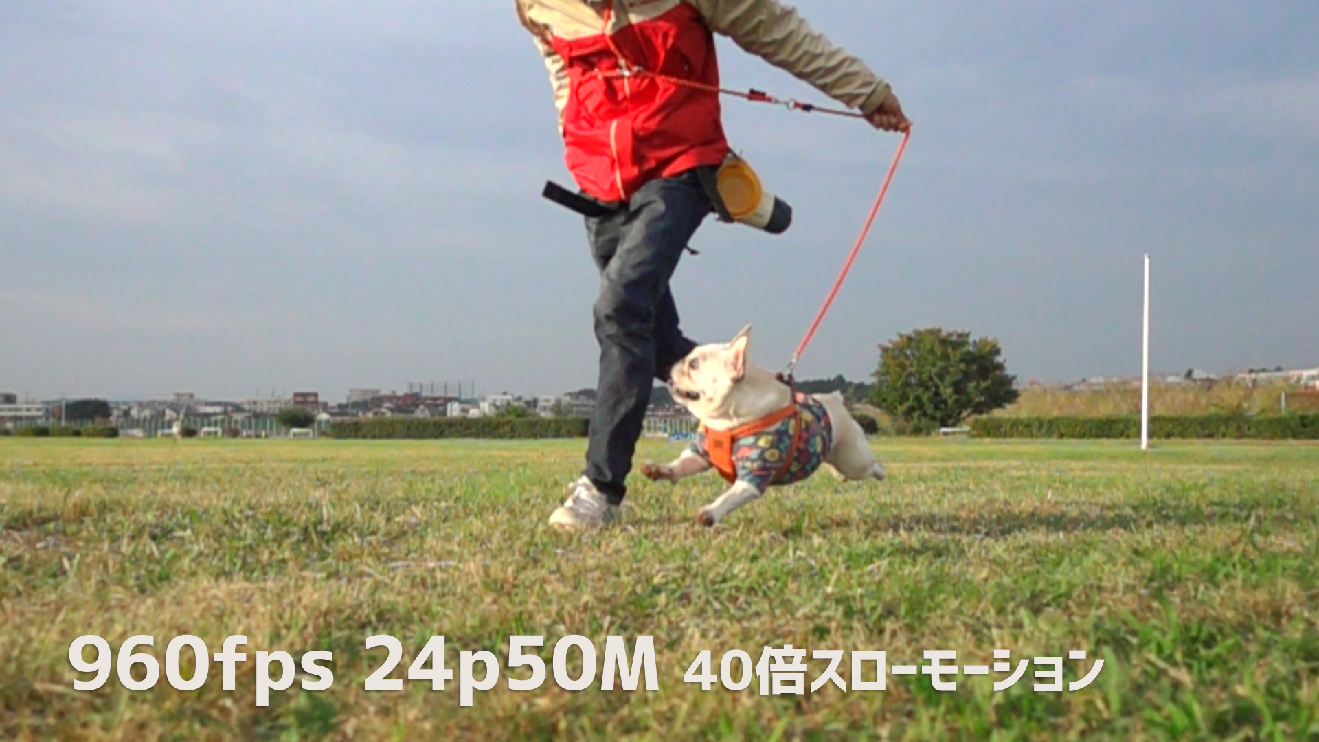 SONY RX100M5スローモーション
