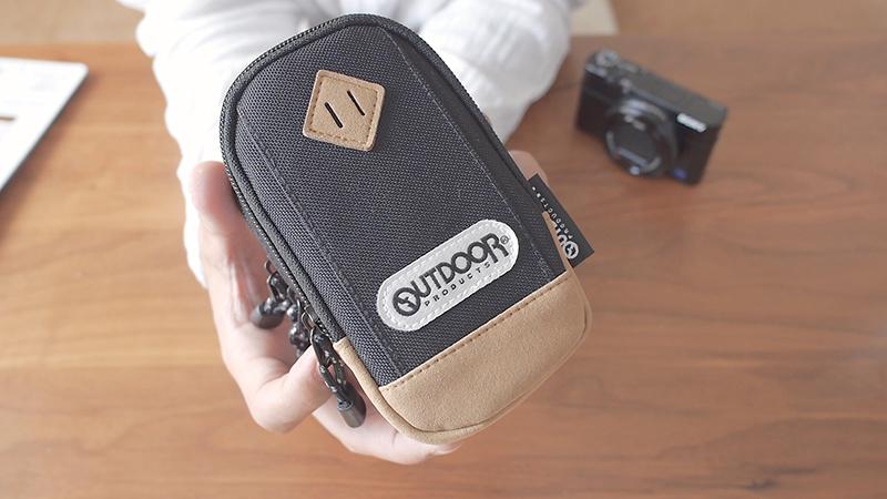 outdoor-productsコンデジカメラケースカメラポーチ