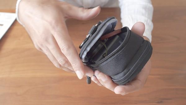 outdoor-productsコンデジカメラケースカメラポーチ6