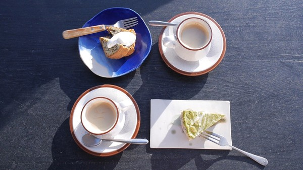 chichi Cafeケーキとコーヒー