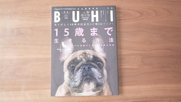 BUHI創刊10周年冬号