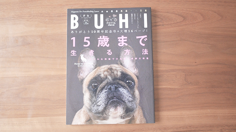 BUHI創刊10周年2017年冬号春号ブックレビュー