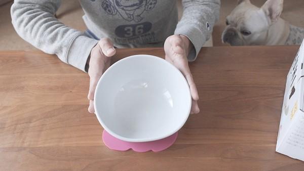 フレンチブルドッグ専用食器「BUHIプレ」4