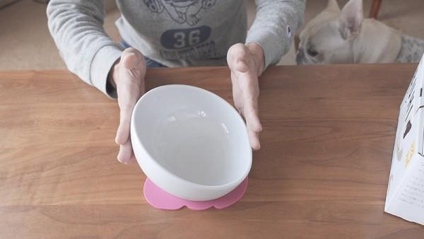 フレンチブルドッグ専用食器「BUHIプレ」5