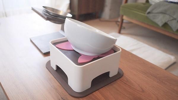 ハリオ「わんテーブル」食器台2