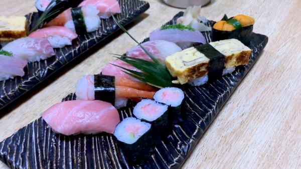 立川松栄寿司と特上