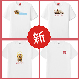 フレンチブルドッグTシャツUtmeミニ