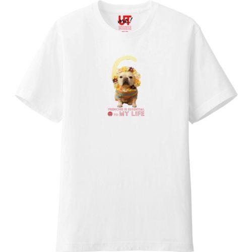 フレンチブルドッグTシャツお誕生日